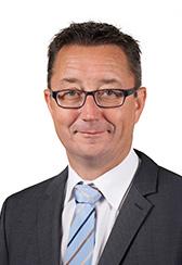 Marco Getz  -Vorstand / CFO