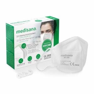RM 100 (10er Paket) | 10x FFP2 Atemschutzmaske
