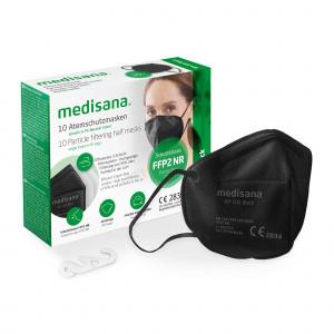 RM 100 schwarz (10er Paket) | 10x FFP2 Atemschutzmaske