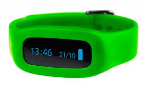ViFit connect | Ersatz-Armband Grün