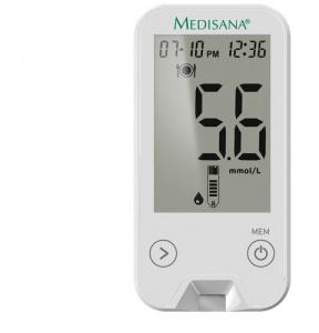 MediTouch 2 mmol/L | Blutzuckermessgerät inkl. Starterset