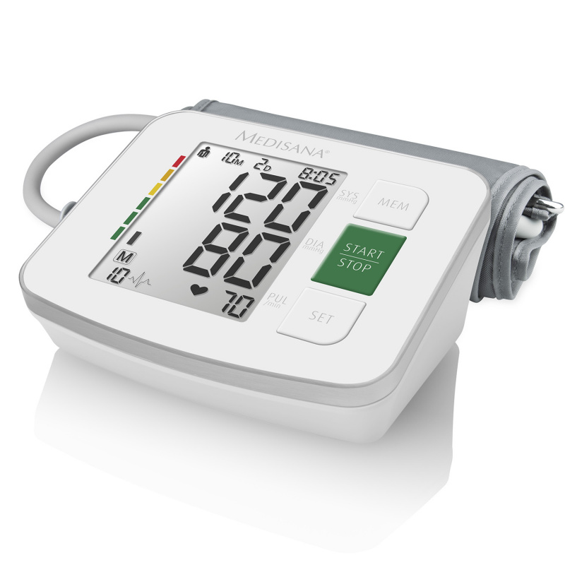 BU 512 | Oberarm-Blutdruckmessgerät