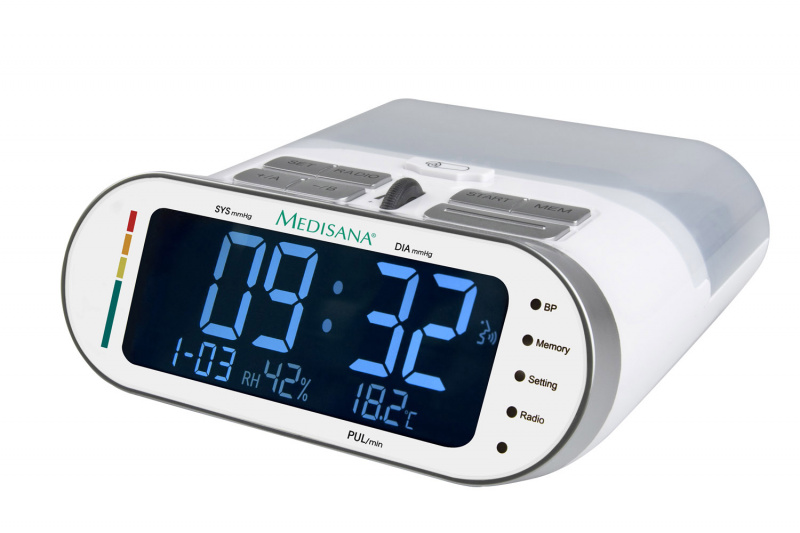 MTR | Oberarm-Blutdruckmessgerät