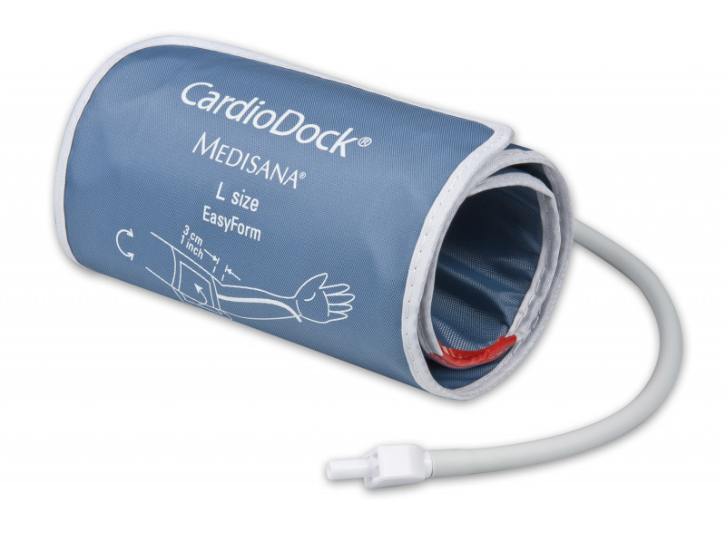 CardioDock/ CardioDock 2 | Manschette Größe L