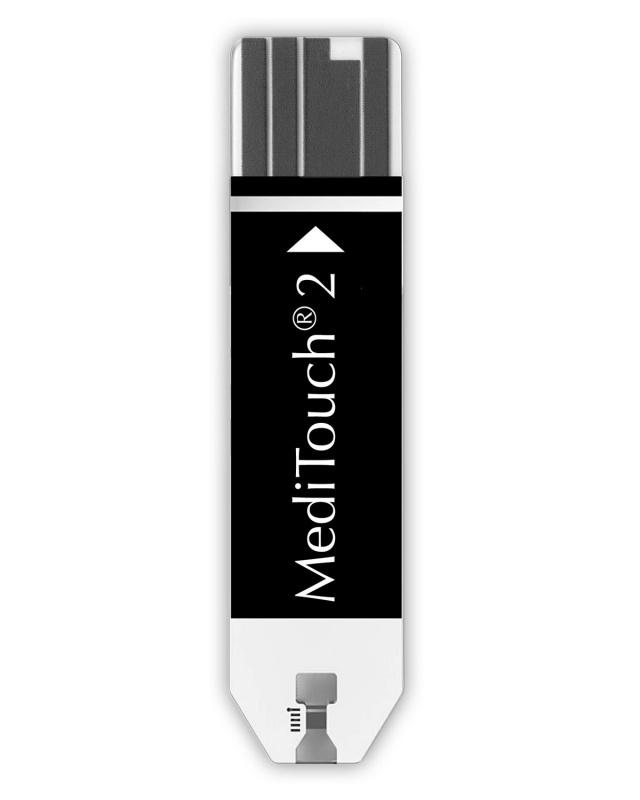 MediTouch 2 | Blutzuckerteststreifen