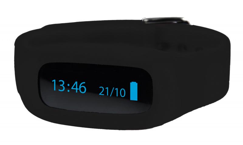 ViFit connect | Ersatz-Armband Schwarz