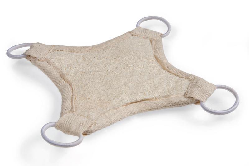 HM 840 | Massagepad aus Luffa