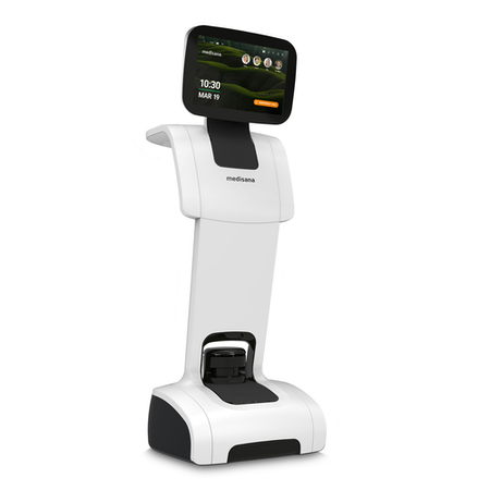The Home Care Robot| THE NEW WAY TO CONNECT