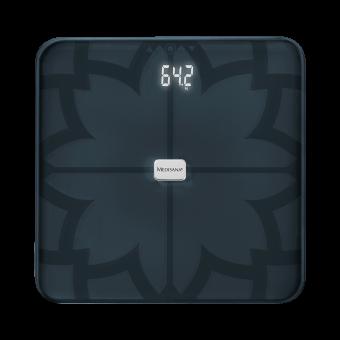 BS 450 connect | Körperanalysewaage schwarz