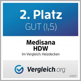 HDW | Kuschelheizdecke