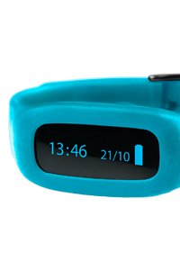 ViFit connect | Ersatz-Armband Hellblau