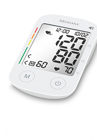 BU 535 Voice [S] | Oberarm-Blutdruckmessgerät
