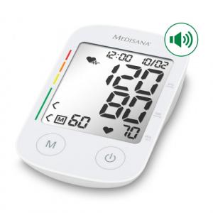 BU 535 Voice [S] | Oberarm-Blutdruckmessgerät | Internationale Version